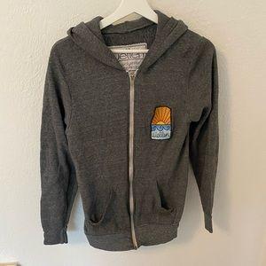 Huckberry Wellen sweatshirt